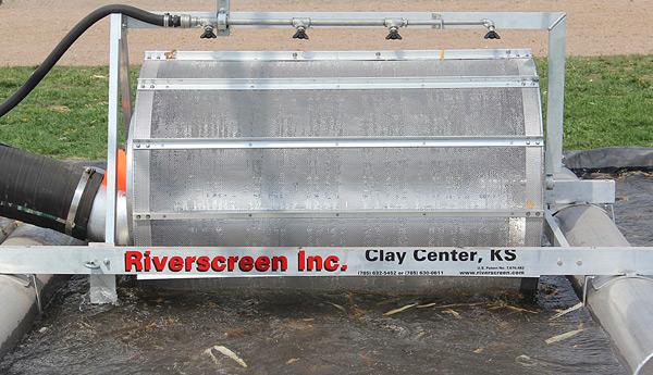 Riverscreen Pivot Pumps